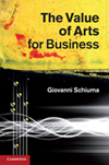 The Value of Arts for Business by Giovanni Schiuma